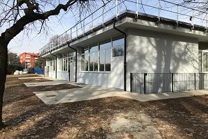 Finita la ristrutturazione della scuola dell'infanzia di viale Ungheria