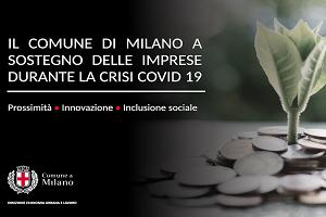 Milano punta su attività di vicinato, imprese sociali e start up
