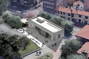 Avviato il cantiere per la Biblioteca di Baggio
