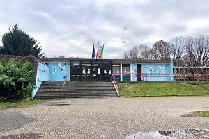 Iniziata la ristrutturazione dell'istituto di via Console Marcello