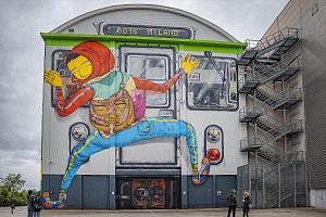 Online il vademecum per gli interventi di street art
