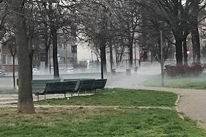 Via Miramare. Fratelli d'Italia: anni di vandalismi e denunce inascoltate