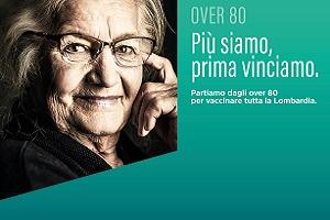 Vaccinazioni: dal 15 febbraio possono aderire gli ultraottantenni