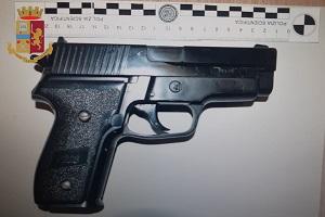 Un arresto per rapina a mano armata