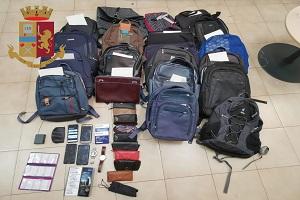 Arrestato autore di furti a bordo d'auto con disturbatore di frequenze