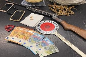Due italiani e un marocchino arrestati per spaccio