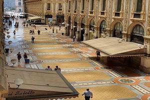 De Chirico (FI): Tasca ha trasforato la Galleria in un centro commerciale