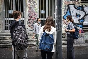 Milano: Rt a 1.16, preoccupano i contagi fra studenti