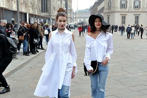 Settimana della moda: qualità artigiana e giovani talenti
