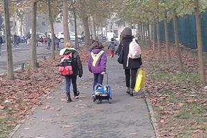 Pedibus: a scuola a piedi per favorire la mobilità sostenibile