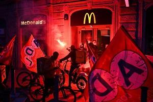 Rider: bike strike per vie città
