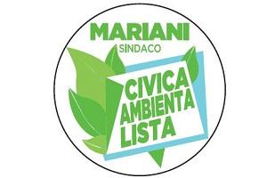 Civica AmbientaLista per Gabriele Antonio Mariani Sindaco