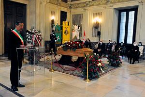 Discorso del Sindaco Sala alla comemorazione di Tognoli
