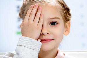 Inizia lo screening per la diagnosi dell'ambliopia infantile