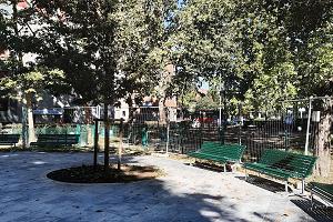 Parte la riqualificazione dei Giardini di via Dezza