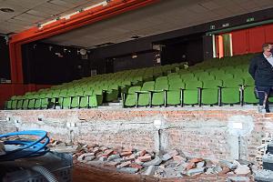 Approvato il progetto di Riqualificazione del Teatro Ringhiera