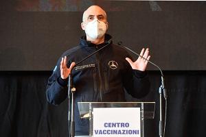 Curcio: Lombardia vaccina più di tutti è cruciale per Italia