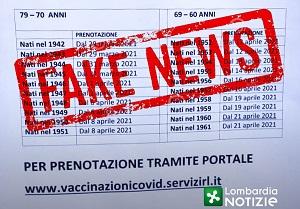 Scherzo pugliese a Milano sulle vaccinazioni ai sessantenni