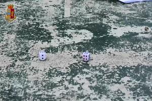 Polizia interrompe gioco d'azzardo in Piazzale Insubria