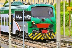 No Tav bloccano e vandalizzano treno a Porta Romana
