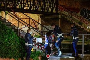Ponte Martesana: PM indaga per omicidio colposo Morto l'uomo caduto dal ponte sulla Martesana. Il messaggio di Sala