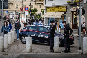 Studenti spagnoli fanno festa: 25 multati