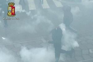 Tafferugli a San Siro: perquisizioni in corso