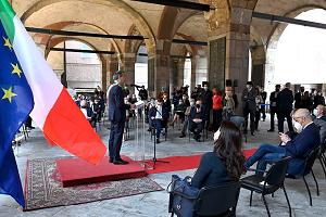 Il discorso del Sindaco alla cerimonia per il 25 aprile