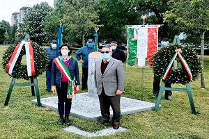 Milano rende omaggio alle vittime degli incidenti sul lavoro