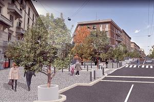 Presentato il progetto di riqualificazione di via Padova