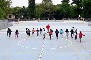 Scuola e associazioni cureranno l'area gioco del Parco Trotter