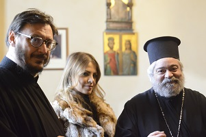 arcivescovo Polycarpos Stavropoulos