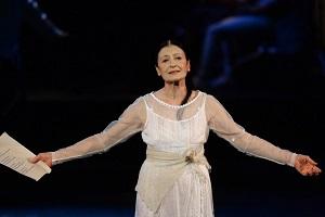 Milano piange la morte di Carla Fracci