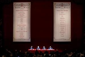 La Scala presenta la nuova stagione