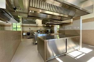 Inaugurati i nuovi laboratori di cucina del Centro di formazione San Giusto