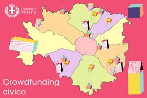 Grazie al Crowdfunding civico 19 progetti diventano realtà