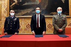 Protocollo fra Comune ed Esercito per aumentare la sicurezza sui mezzi pubblici