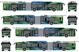 Tech bus: verso una mobilità urbana assistita e connessa