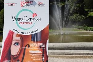 Tutto pronto per il Varese Estense Festival
