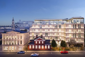 Armani firma le nuove Moscow Residences