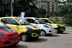 Nuovo bando per concessioni di car sharing Station based