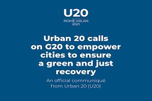 Urban 20 lancia messaggi ecologisti alle nazioni del G20