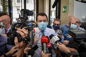 Salvini boccia anche Lupi