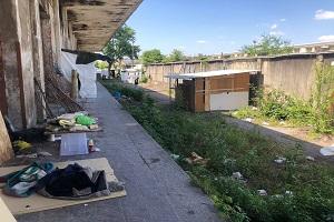 Sardone (Lega): baraccopoli cinese allo Scalo Farini