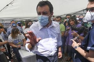 Salvini: nel weekend candidato per Milano