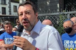 Salvini: c'è il nome per Milano