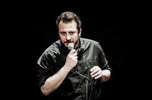 Giorgio Montanini al Teatro Miela - Opening Act Francesco Capodaglio