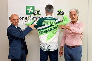 Mondiali di Enduro: Presidente Alessandro Fermi apripista