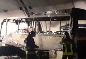 Bus incendiato a Varenna: Consiglio regionale attribuisce riconoscimento a Mauro Mascetti e Giovanni Lo Dato
