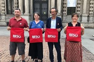 Migranti: ResQ People incontra l'Assessore Rabaiotti